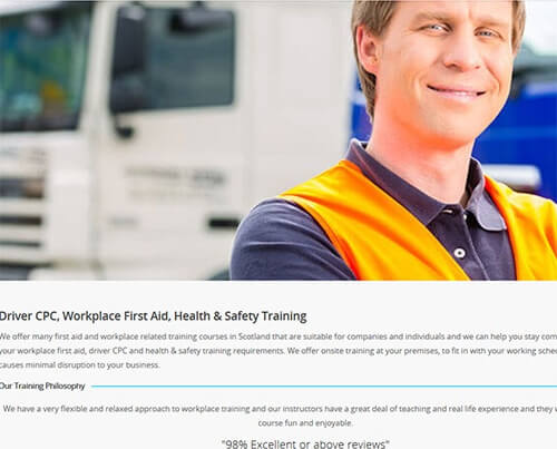 CPC Driver, Pet First Aid and Health & Safety Courses
