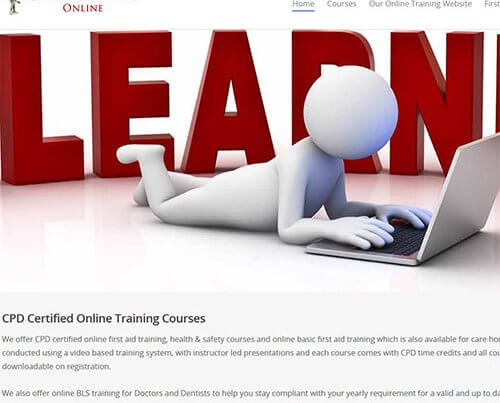 Complete Training Online