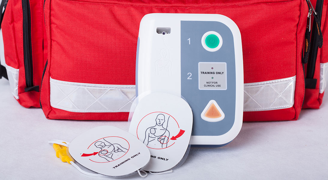 AED training course online