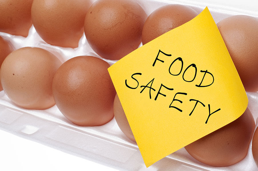 Food hygiene training course online certification
