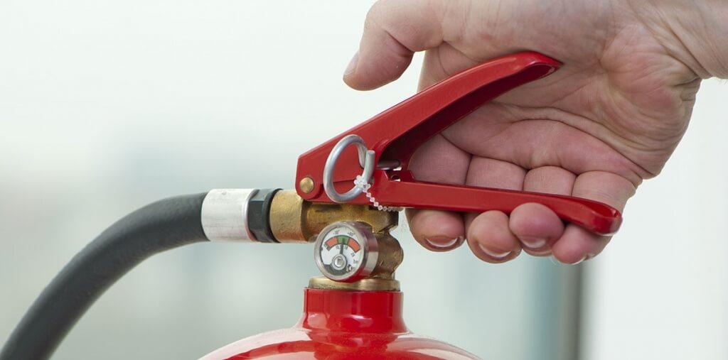 Fire marshal training online for the dental environment