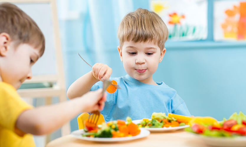 Food Hygiene training online course for childminders