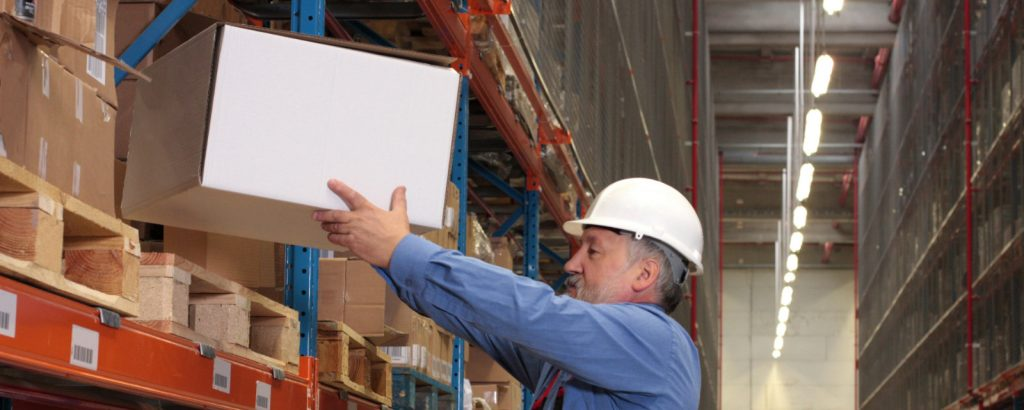 Manual handling & moving objects training