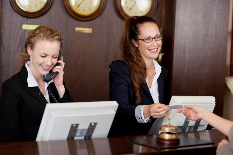 Customer Service Training suitable for hotel staff