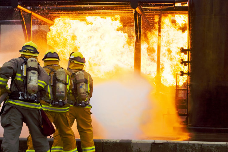 Workplace fire marshal training, RoSPA approved course